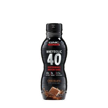 Wheybolic 40 - ChocolateChocolate   GNC