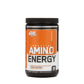 Essential AMIN.O. Energy™ - Orange CoolerOrange Cooler | GNC