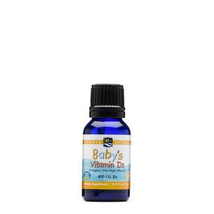 Baby's Vitamin D3 400 IU | GNC