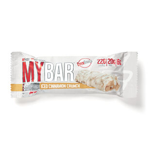 MYBAR™ - Iced Cinnamon CrunchIced Cinnamon Crunch | GNC