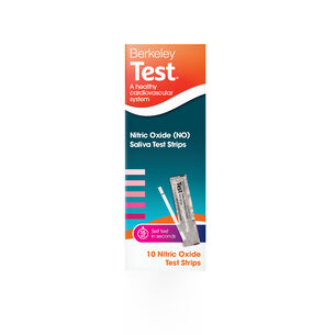 Nitric Oxide (NO) Saliva Test Strips | GNC