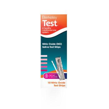 Nitric Oxide (NO) Saliva Test Strips | GNC