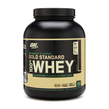 Gold Standard 100% Whey™ Naturally Flavored - ChocolateChocolate | GNC