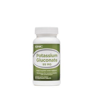 GNC Potassium Gluconate 99 MG