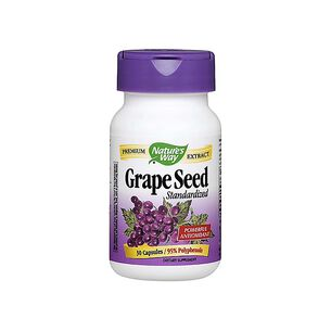 Grape Seed 95% Polyphenols | GNC