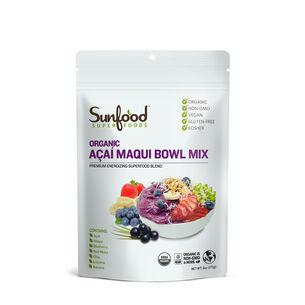 Organic Acai Maqui Bowl Mix | GNC