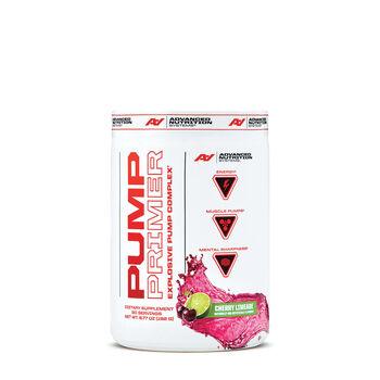 Pump Primer - Cherry Limeade   GNC