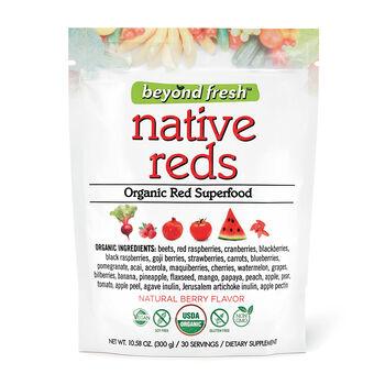 Native Reds | GNC