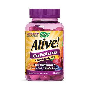 Alive!® Calcium Gummies | GNC