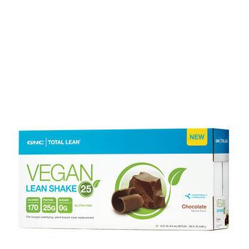 Vegan Lean Shake™ 25 - ChocolateChocolate | GNC