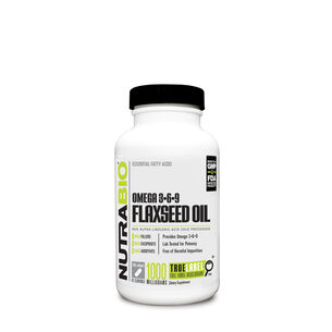 Omega 3-6-9 Flaxseed Oil | GNC