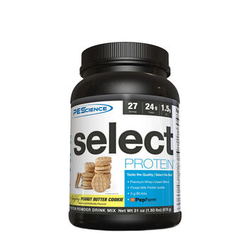 Select Protein™ - Peanut Butter CookieAmazing Peanut Butter Cookie | GNC