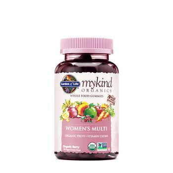 Women's Multi - Organic Berry | GNC