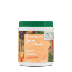 Green Superfood - Orange Dreamsicle | GNC