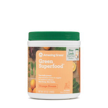 Green Superfood - Orange Dreamsicle | GNC
