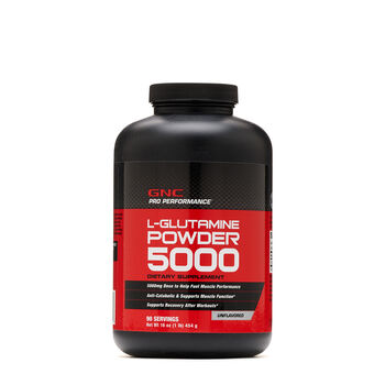L-Glutamine Powder - Unflavored | GNC