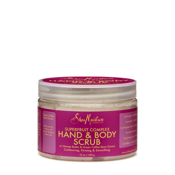 Superfruit Complex Hand & Body Scrub | GNC