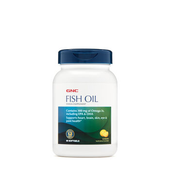 Gnc fish oil gnc for Fish oil gnc
