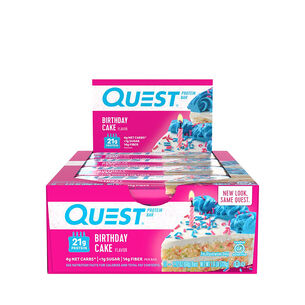 Quest Bar® Birthday CakeBirthday Cake | GNC