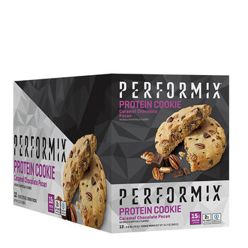 Protein Cookie - Chocolate Pecan Salted CaramelChocolate Pecan Salted Caramel | GNC