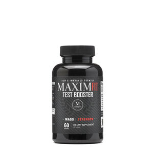 Test Booster | GNC