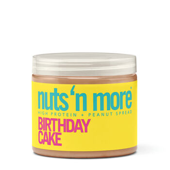 High Protein and Peanut Spread -  Birthday CakeBirthday Cake | GNC