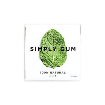 Simply Gum - Natural MintNatural Mint | GNC