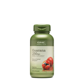 Guarana 250 mg | GNC