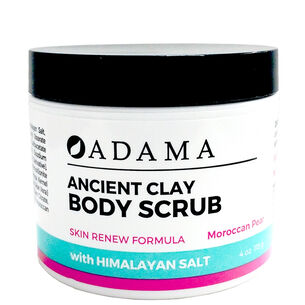 Ancient Clay Body Scrub - Moroccan Pear | GNC