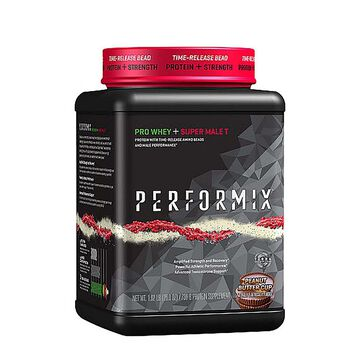 Pro Whey + Super Male T - Peanut Butter CupPeanut Butter Cup | GNC