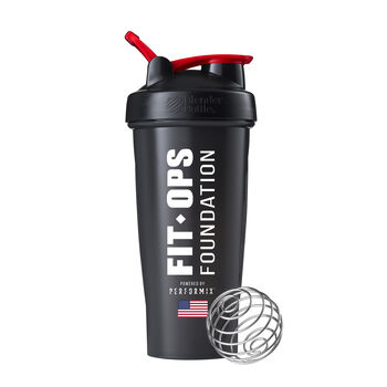 BlenderBottle® Classic™ - Fit Ops Foundation | GNC