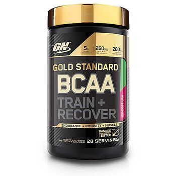 Gold Standard BCAA™ Train + Recover - Strawberry KiwiStrawberry Kiwi | GNC