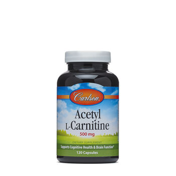 Acetyl L-Carnitine 500 mg | GNC