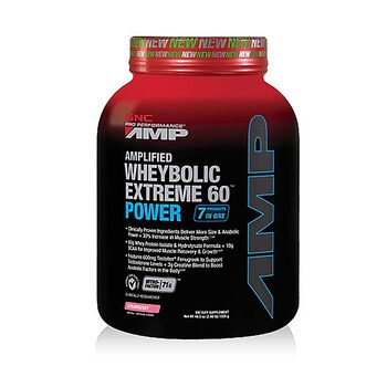 Amplified Wheybolic Extreme 60™ Power - Strawberry (California Only) | GNC