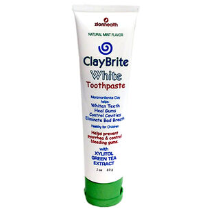 ClayBrite White - Natural Mint | GNC