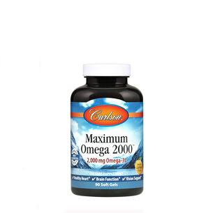 Maximum Omega 2000 | GNC