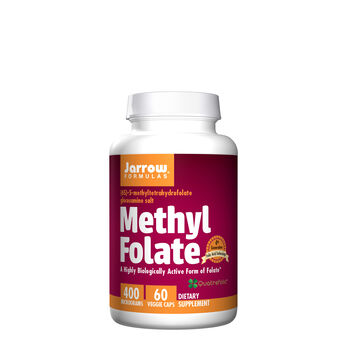 Methyl Folate 400 Micrograms | GNC