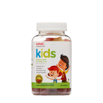 Kids Gummy DHA For Kids 2-12 | GNC