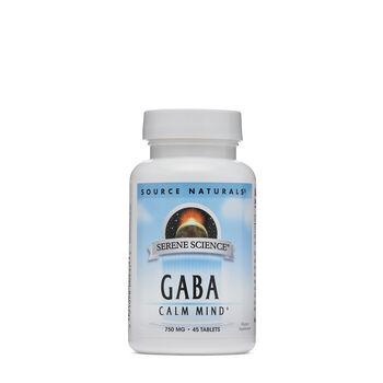 GABA Calm Mind | GNC