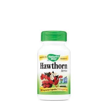 Hawthorn Berries | GNC