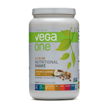 All-In-One Nutritional Shake - Coconut AlmondCoconut Almond | GNC