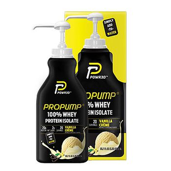 100% Whey Protein Isolate - Vanilla CremeVanilla Creme | GNC