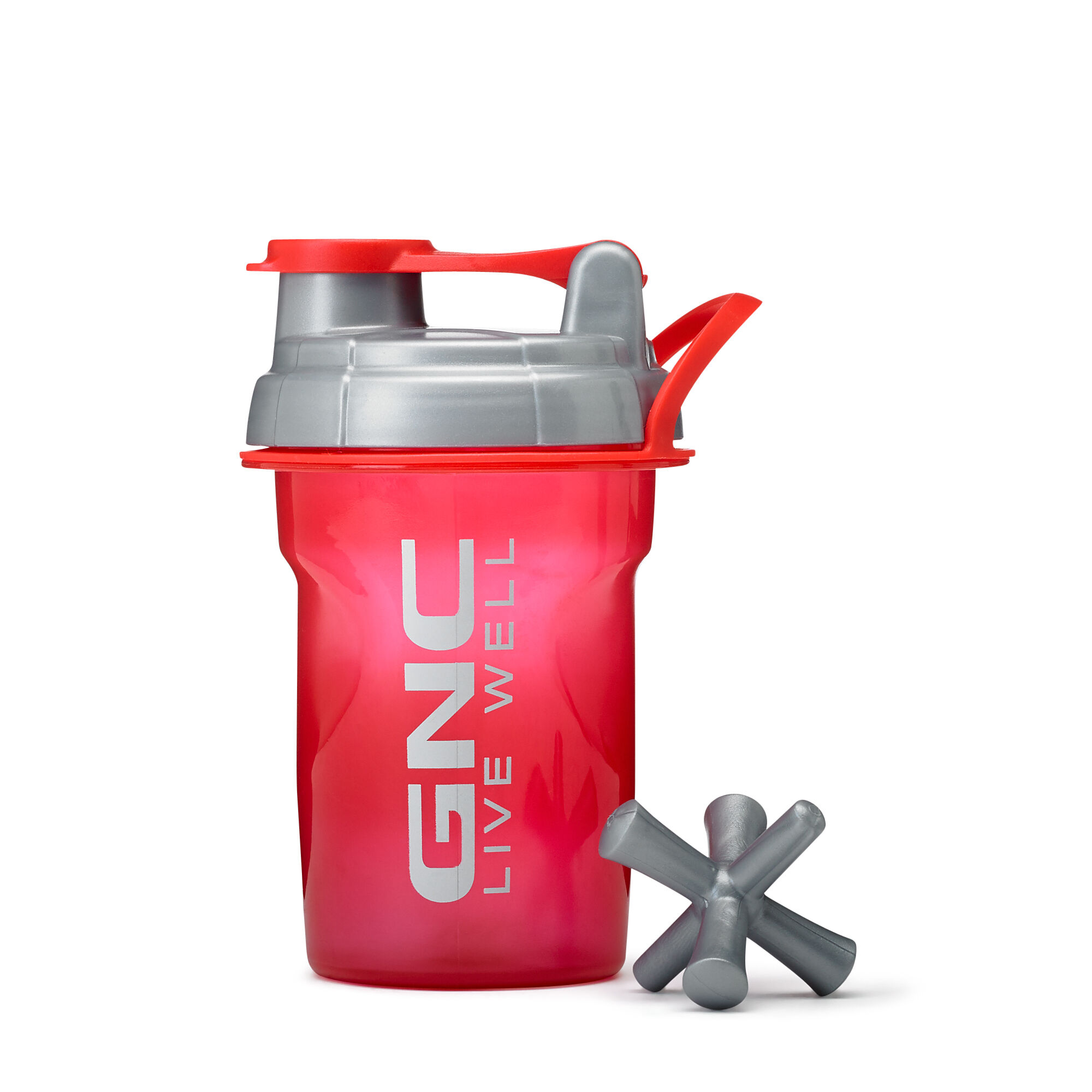 20oz Jaxxg Shaker Cup Red 1 Item(s) Gnc Mixers Shakers And Bottles