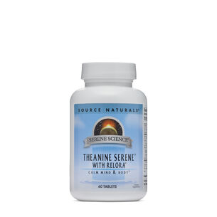 Theanine Serene® With Relora® | GNC