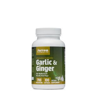 Garlic & Ginger 700 MILLIGRAMS | GNC