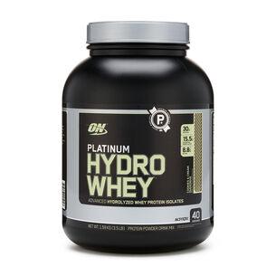 Platinum Hydro Whey® - Cookies and Cream OverdriveCookies and Cream Overdrive | GNC