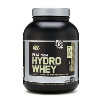 Platinum Hydro Whey® - Cookies and Cream OverdriveCookies and Cream Overdrive | GNC