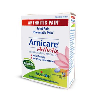 Arnicare Arthritis Homeopathic Medicine | GNC
