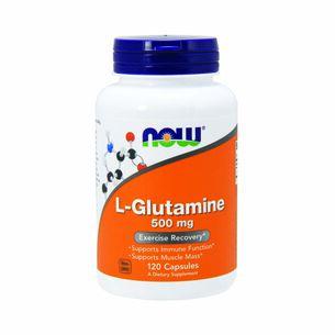 L-Glutamine 500 mg | GNC