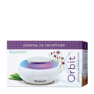 Orbit™ Essential Oil Fan Diffuser | GNC